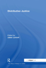 Distributive Justice (Library of Essays on Justice) Cover Image