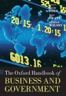 Oxford Handbook of Business and Government Cover Image