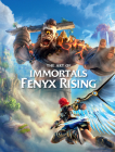 The Art of Immortals: Fenyx Rising Cover Image