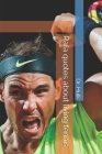 Rafa quotes about living tennis Cover Image