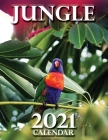 Jungle 2021 Calendar Cover Image