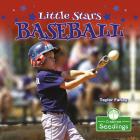 Little Stars Baseball Cover Image