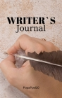 Writer`s Journal Hardcover 124 pages 6x9 Inches Cover Image