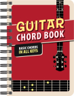 Guitar Chord Book: Basic Chords in All Keys Cover Image
