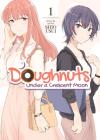 Doughnuts Under a Crescent Moon Vol. 1 Cover Image