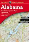 Delorme Atlas & Gazetteer: Alabama Cover Image