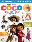 Ultimate Sticker Book: Disney Pixar Coco Cover Image