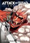Attack on Titan Omnibus 1 (Vol. 1-3) Cover Image