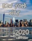 New York City 2020 Calendar Cover Image