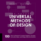 The Pocket Universal Methods of Design: 100 Ways to Research Complex Problems, Develop Innovative Ideas, and Design Effective Solutions Cover Image