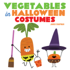 Vegetables in Halloween Costumes Cover Image
