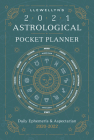Llewellyn's 2021 Astrological Pocket Planner: Daily Ephemeris & Aspectarian 2020-2022 Cover Image