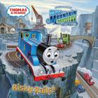Risky Rails! (Thomas & Friends) (Pictureback(R)) Cover Image