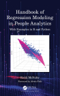 Handbook of Regression Modeling in People Analytics: With Examples in R and Python Cover Image