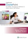 Lippincott CoursePoint for Miller's Nursing for Wellness in Older Adults Cover Image