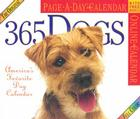 The Original 365 Dogs Page-A-Day Calendar 2005 Cover Image