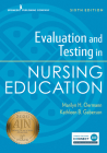 Evaluation and Testing in Nursing Education, Sixth Edition Cover Image