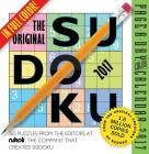 The Original Sudoku Page-A-Day Calendar 2017 Cover Image