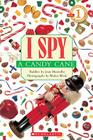 I Spy a Candy Cane (Scholastic Reader, Level 1) Cover Image