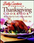 Betty Crocker Complete Thanksgiving Cookbook: All You Need to Cook a Foolproof Dinner Cover Image