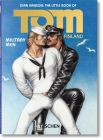 The Little Book of Tom. Military Men Cover Image