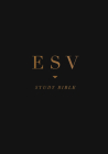 ESV Study Bible (Black) Cover Image