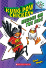 Heroes on the Side: A Branches Book (Kung Pow Chicken #4) Cover Image
