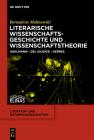 Literarische Wissenschaftsgeschichte Und Wissenschaftstheorie: Kehlmann - del Giudice - Serres (Literatur- Und Naturwissenschaften #6) Cover Image