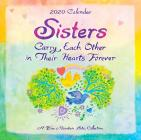 2020 Calendar: Sisters Carry Each Other in Their Hearts Forever 7.5