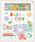 Tiny Town Busy Day (Soft Felt Play Books) Cover Image