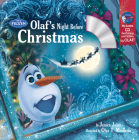 Olaf's Night Before Christmas Book & CD Cover Image
