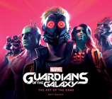 Marvel's Guardians of the Galaxy: The Art of the Game Cover Image