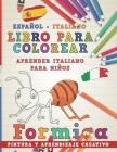 Libro para colorear Espa Cover Image