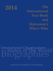 The International Year Book and Statesmen's Who's Who 2014 Cover Image