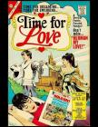 Time for Dreaming, Time for Swinging, Time for Love: Vintage Comic Book Cover on a Daily Planner Journal 365 + Days Bullet Journaling Blank Notebook w Cover Image