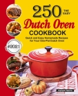 The Easy Dutch Oven Cookbook Cover Image