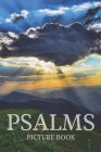 Psalms Picture Book: Bible Verse Picture Book with Soothing Scenery Photos Behind Big Text - Dementia Activities for Seniors (Gift From Car Cover Image