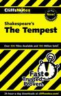 CliffsNotes on Shakespeare's The Tempest Cover Image