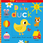 D is for Duck: Scholastic Early Learners (Touch and Explore)  Cover Image