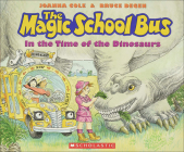 The Magic School Bus in the Time of Dinosaurs (Magic School Bus (Pb)) Cover Image