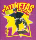 Patinetas en Accion (Deportes En Accion) Cover Image