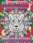 Adult Coloring Books Plants and Animal - Animals - Lioness Cover Image