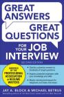 Great Answers, Great Questions for Your Job Interview, 2nd Edition Cover Image