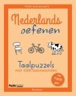 Nederlands oefenen: Taalpuzzels met 1000 basiswoorden Cover Image
