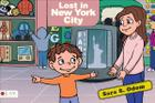 Lost in New York City Cover Image