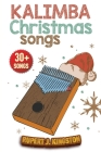 Kalimba Songbook Christmas Songs Cover Image