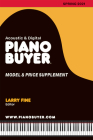 Piano Buyer Model & Price Supplement / Spring 2021 Cover Image