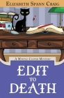 Edit to Death (Myrtle Clover Cozy Mystery #14) Cover Image