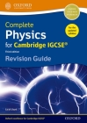 Complete Physics for Cambridge Igcse RG Revision Guide (Third Edition) Cover Image