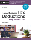 Home Business Tax Deductions: Keep What You Earn Cover Image